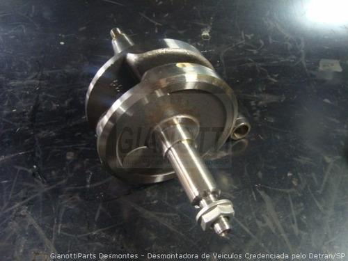 5508 - virabrequim original fazer 150cc - 4mil km de uso