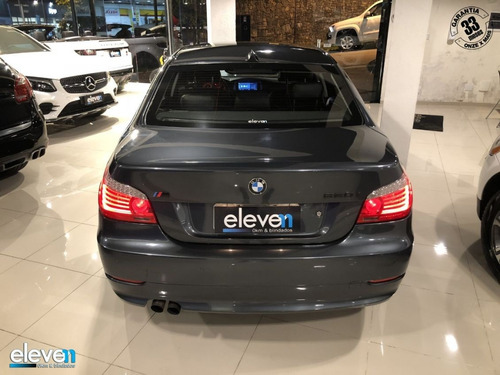 550i 4.8 security v8 32v 2008