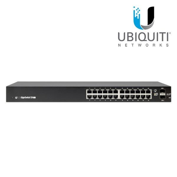 New Driver: Ubiquiti EdgeSwitch ES-24-LITE Switch