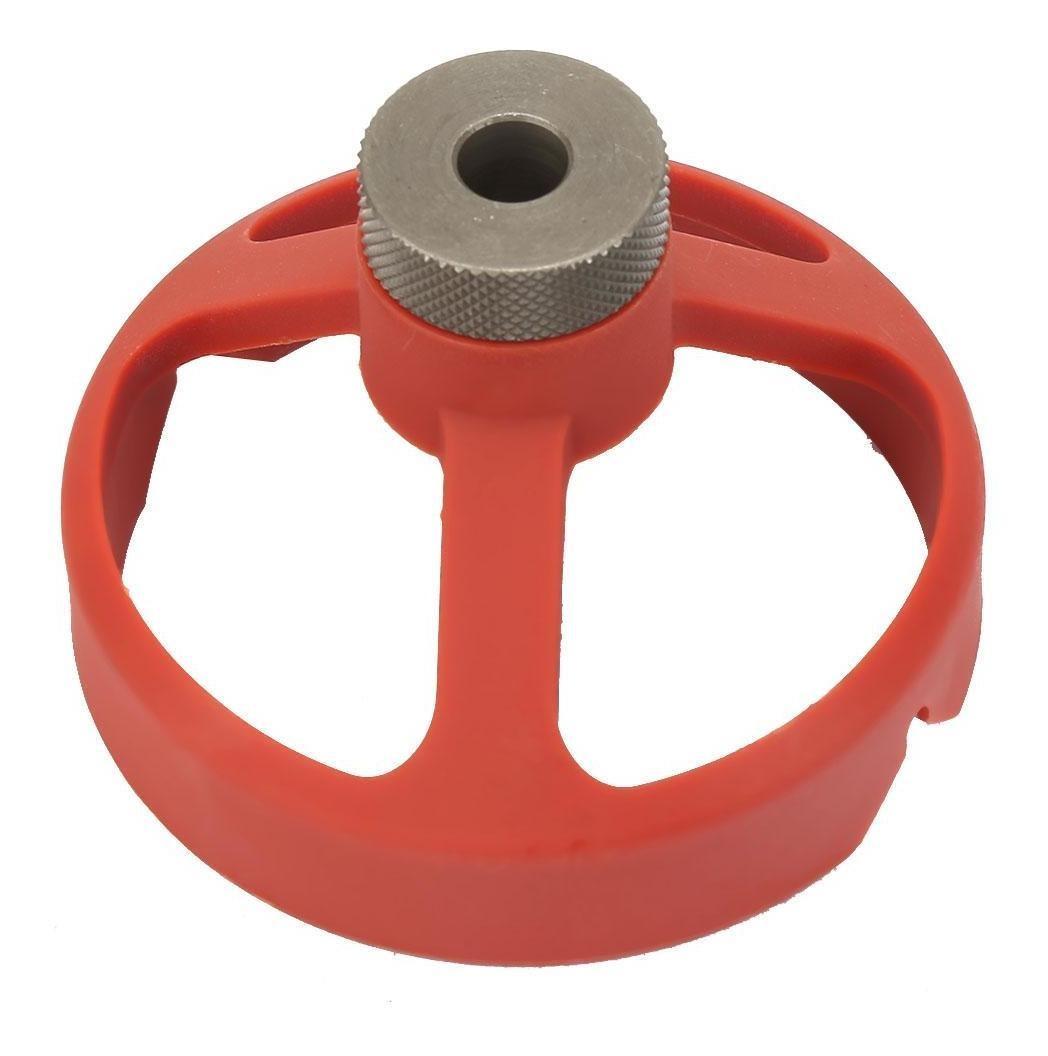 para el trabajo de cuero a medida y la artesan/ía de cuero 10 mm 0,5 4,5 mm 1 herramienta de perforaci/ón en piel