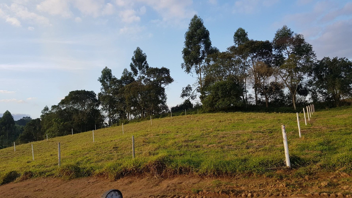 56n - terreno com acesso à rodovia bujiro nakao