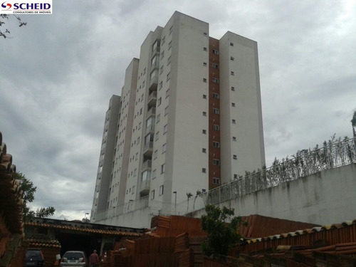 58 metros, 2 dormitórios, 1 suíte, 2 banheiros, 2, vagas, área de laser, excelente localização, pert - mc3307