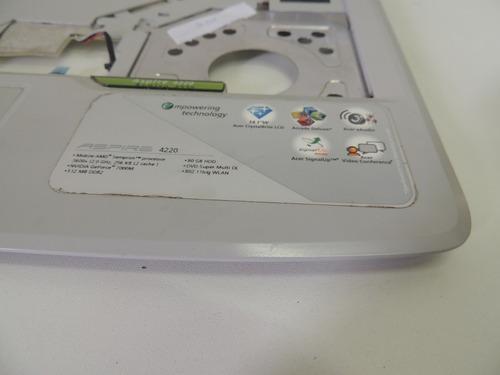 58 - touchpad de notebook acer aspire 4220 usado