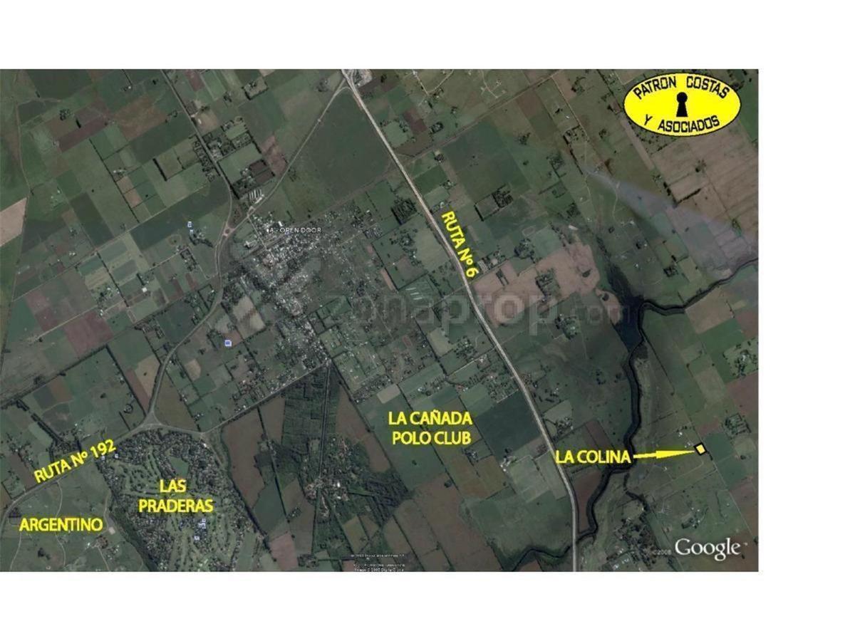 580hp-lote 6800 m2 la colina - luján - zona oeste