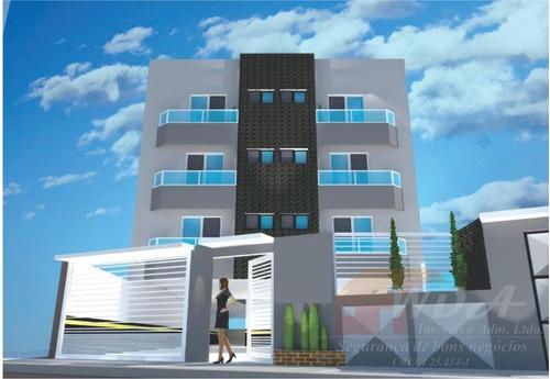 587 - apartamento mauá matriz 2 dorm. suite 1 vaga 62m