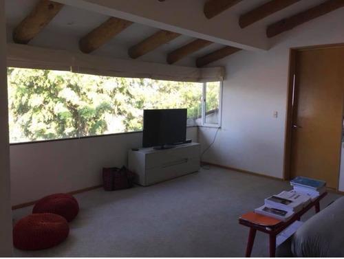 594- renta de preciosa casa en condominio cuajimalpa