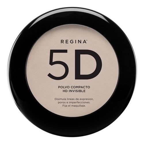 5d | polvo compacto mate sin color regina