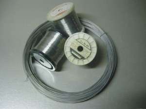 5m cinta de  nichrome 2 mm x 0.2 mm  selladora de  bolsas
