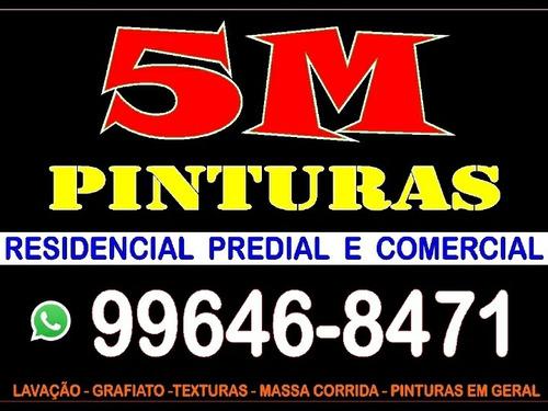 5m pinturas comercial, residencial e comercial