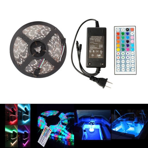 5m rgb 5050 smd impermeable 300 led strip light 12v 44 clav 5m rgb 5050 smd impermeable 300 led strip light 12v 44 clav aloadofball
