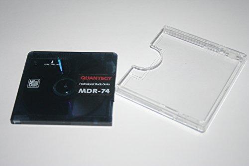 5pack de quantegy mdr recordable minidisc professional stud