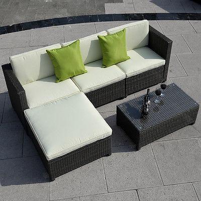 Perfecto Muebles De Mimbre Mirada Del Patio Componente - Muebles ...