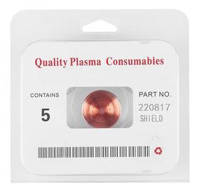 5pcs 220819 Plasma Nozzle 65 85 Consumable 65Amp XS