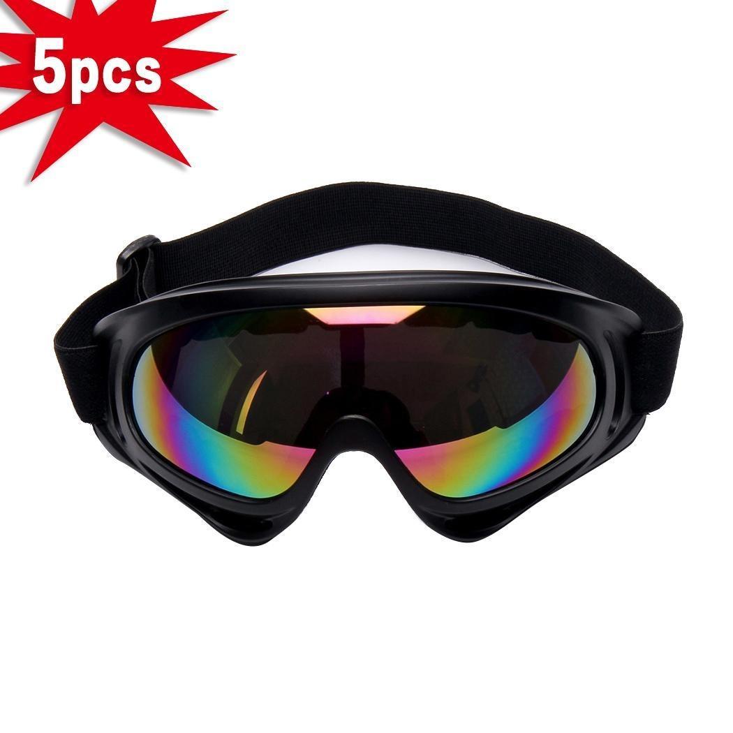 6cdb759872 5piezas oferta gafas de esquí unisex snow snowboard goggles. Cargando zoom.
