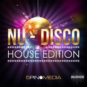 5pin media nu disco house libreria de sonido reason