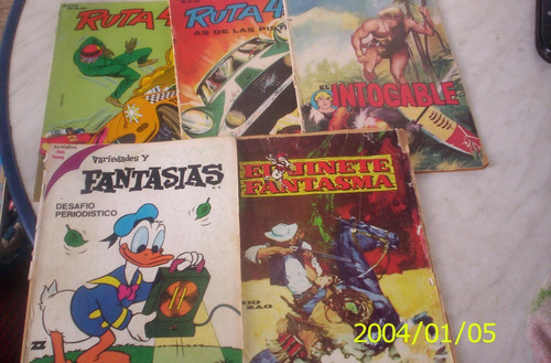 5revistas disney,zig zag otras 10 mil todas  disponibles