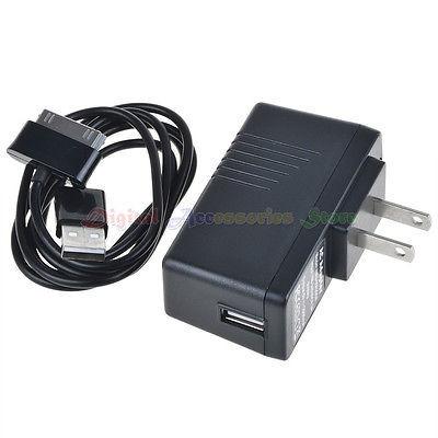 5v 2a ac adaptador cargador cable + cable de datos usb para