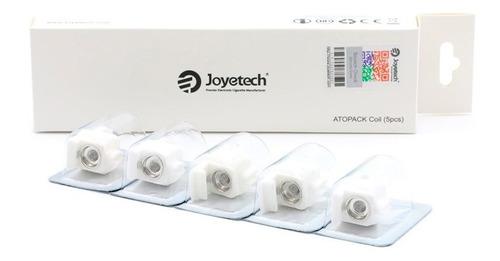 5x bobina coil joyetech atopack penguin jvic1 mtl 0.6 ohm
