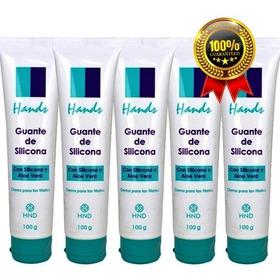 5x Hands Guante De Silicona Hinode Hnd - g a $44