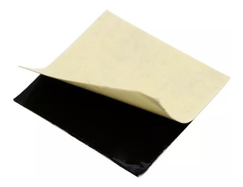 5x thermal pad termico disipador cpu gpu video 14x14mm 0.55