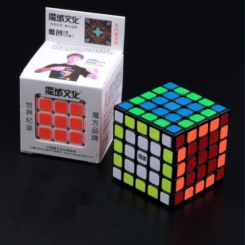 5x5x5 moyu aochuang cubo rubik para speedcubing!