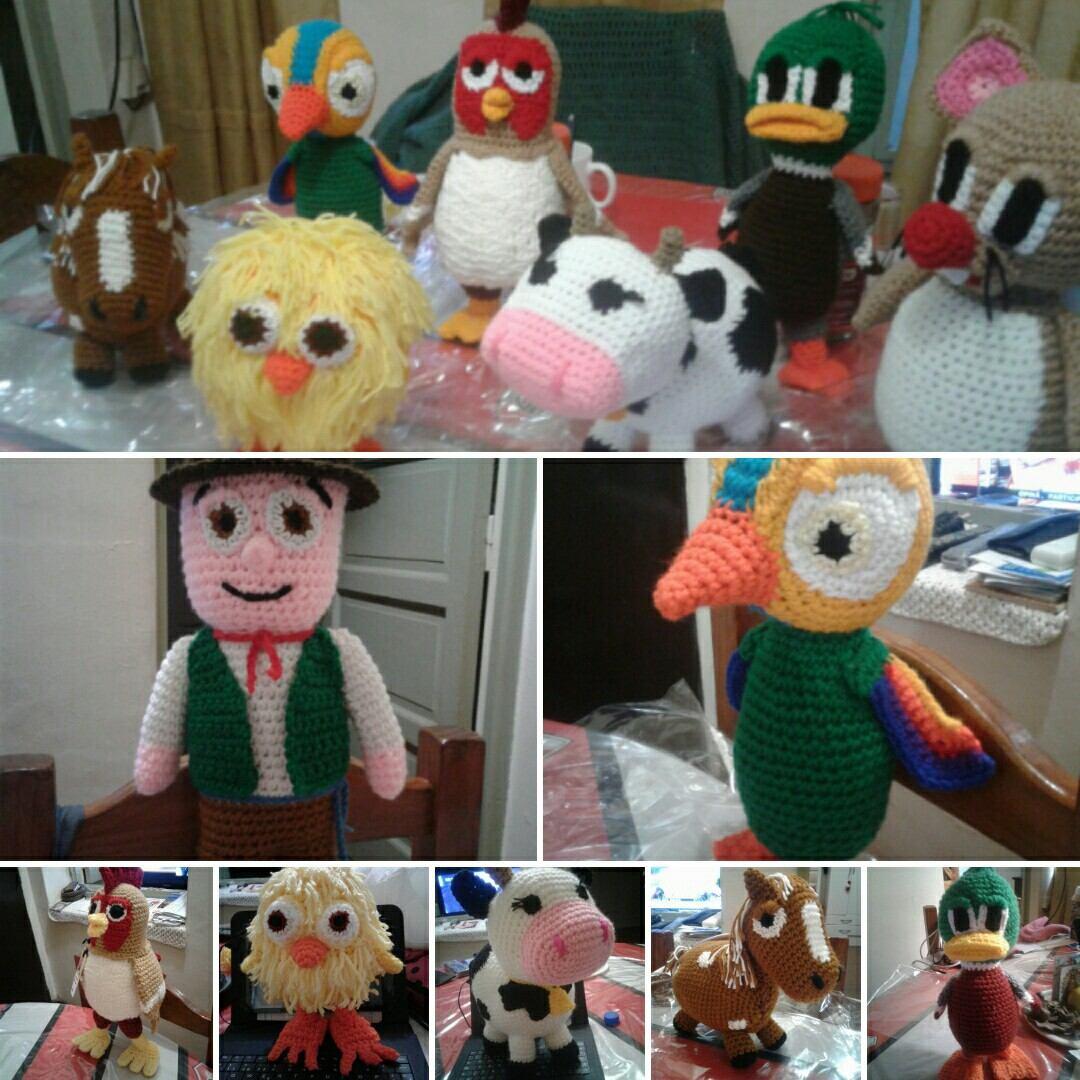 Crochettienda - Mi versión de la Vaca Lola...que tiene... | Facebook | 1080x1080