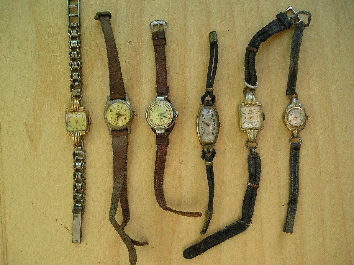 Relojes antiguos de pulsera - Relojes de pared clasicos ...