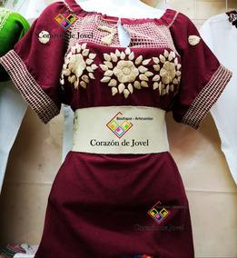 6f4516d9ef 6 Blusas De Moda Elegantes Artesanales Bordadas A Mano