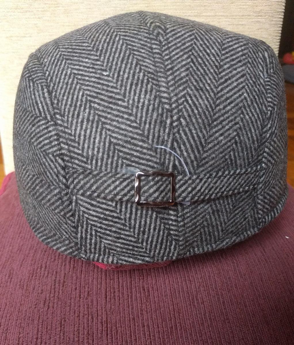 6 boinas gorras tipo inglesa de paño espigada con detalle de. Cargando zoom. 8de0b5714b0