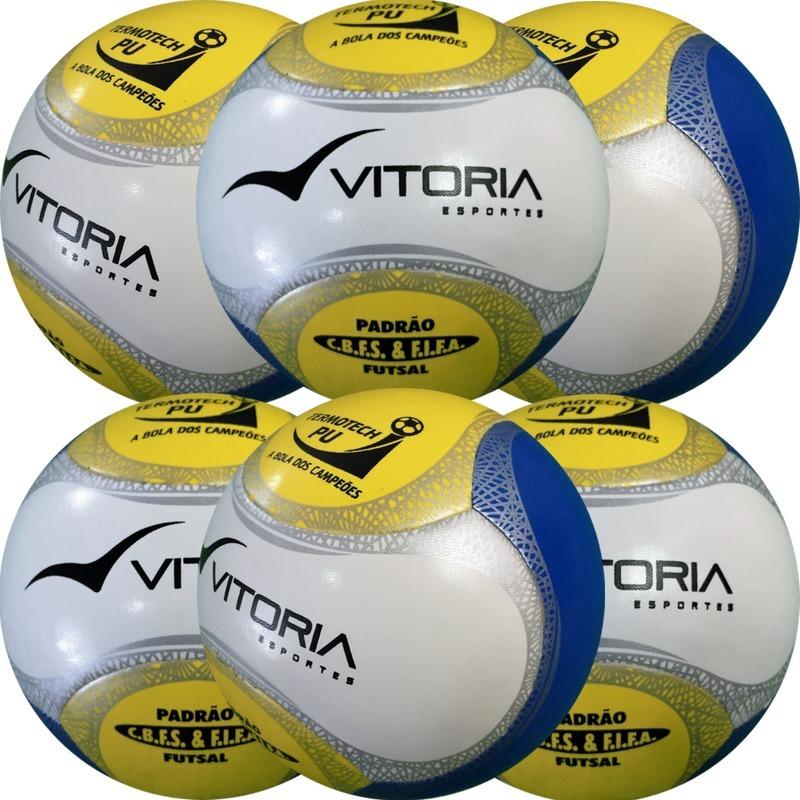 c80813d05e 6 bolas futsal vitoria oficial adulto max 500. Carregando zoom.