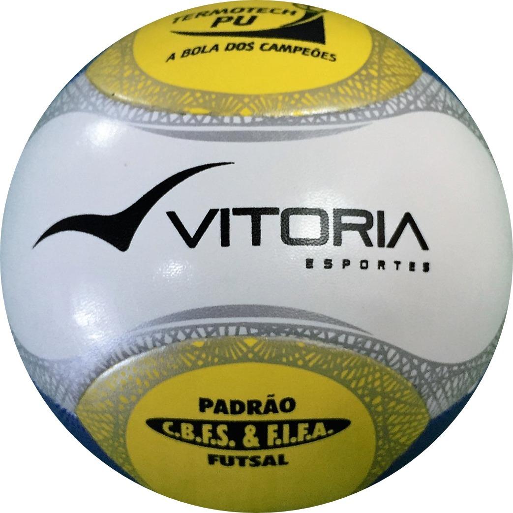 1a0d1e4977 6 bolas futsal vitoria oficial adulto max 500. Carregando zoom.