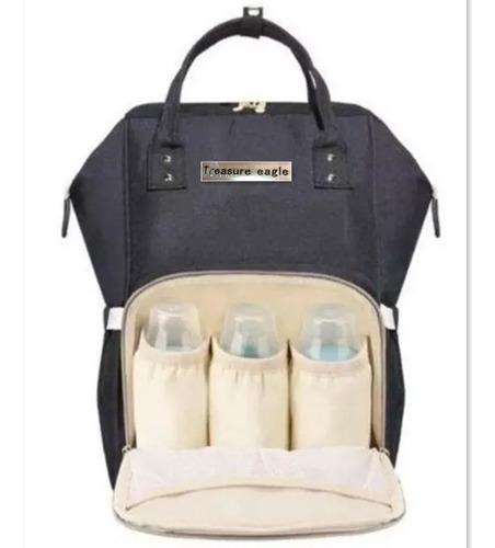 6 bolsa mochila mamãe bebê maternidade mamadeira