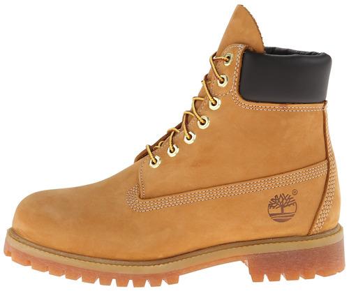 6  bota impermeable premium timberland hombres