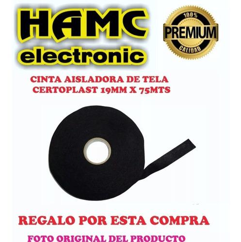 6 cable canon xlr macho a plug mono x 4 mts + regalo hamc