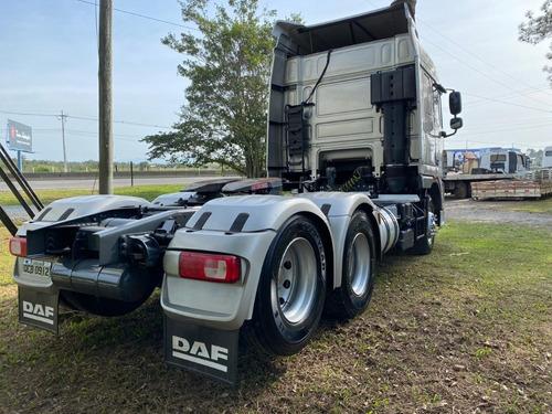(6) caminhão daf 105 510 6x2  2018 (revisado)