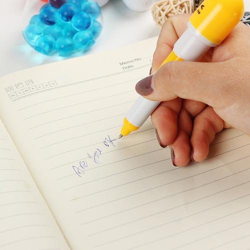 6 canetas pílula cápsula médico consultório vitamina ofertão