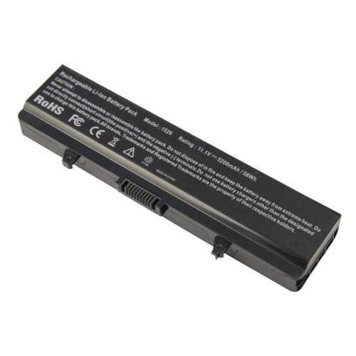 6 célula de la batería para dell inspiron 1525 1526 1545 ru5