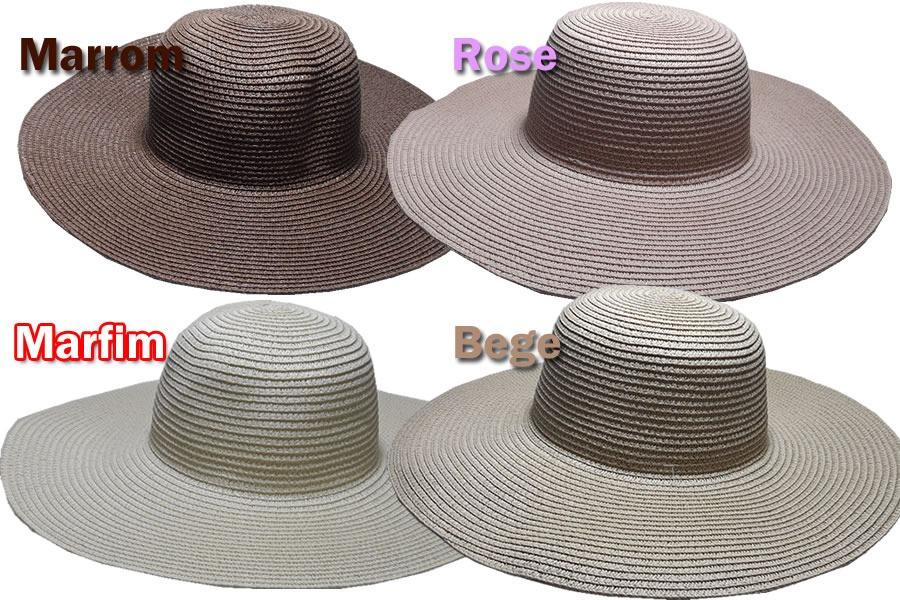 6 chapéu de praia floppy lisos adulto ou infantil atacado. Carregando zoom. e7e76546cd5