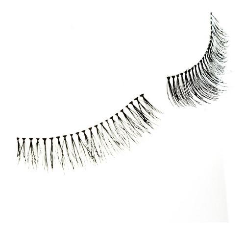 6 cílios postiços #747xs cabelo humano gustavo tostes