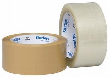 6 cintas adhesiva de empaque marrón o transparente 48mm 45mt