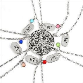 9f928b9e1fe8 Collar De Mejores Amigos Hombre Y Mujer - Collares y Cadenas en ...