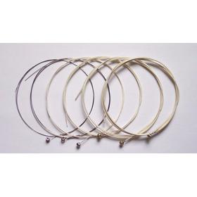 6 Cuerdas Acero Encordado Electroacústicas Light  0.10