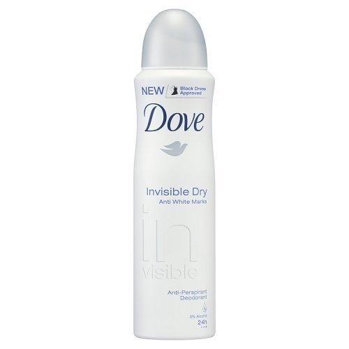 6 desodorantes antitranspirantes dove protección 24 h, 150