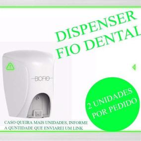 541411a5a Porta Fio Dental De Parede no Mercado Livre Brasil
