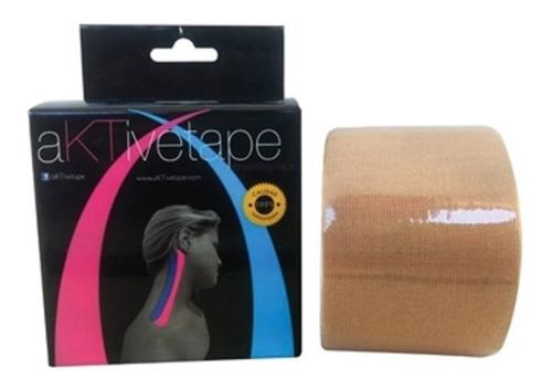 6 fita bandagem kinesio aktive tape original (r$ 30)frete!
