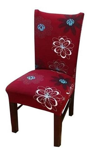 6 fundas protectoras para sillas de comedor, oficina, alta calidad y diseños exclusivos