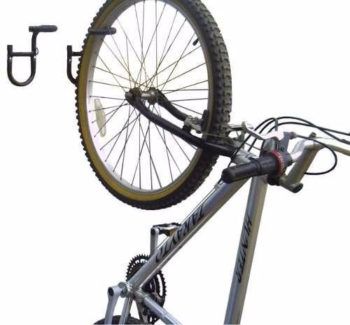 55ad23a0f 6 Ganchos Para Pendurar Bicicleta Parede   Suporte De Bike - R  120 ...