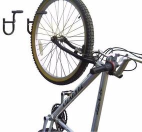 33ce65ebd Suporte Bicicleta Teto - Acessórios para Bicicletas no Mercado Livre Brasil