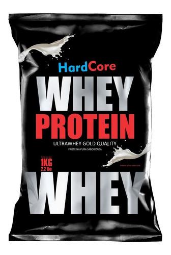 6 kg de whey protein proteína hardcore gold quality