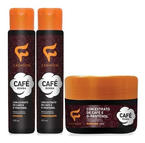 6 kit de produtos fashion com shampoo cond mascara atacado